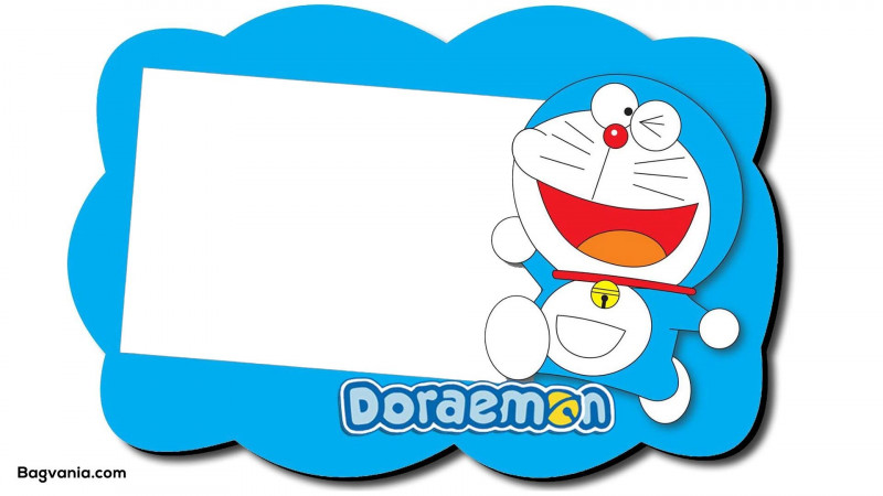Free Happy Birthday Banner Templates Download Awesome Free Printable Doraemon Birthday Invitations Bagvania Free