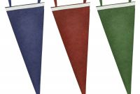 Free Printable Pennant Banner Template Unique How to Make A Simple Pennant Banner