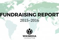 Fundraising Report Template Unique 2015 2016 Fundraising Report Wikimedia Foundation Governance Wiki
