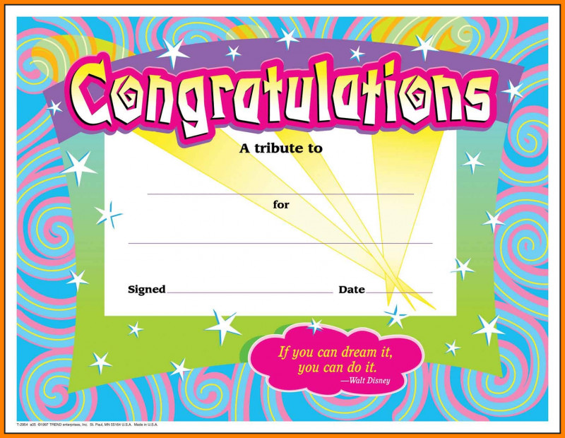 Funny Certificate Templates Unique Fun Certificate Template
