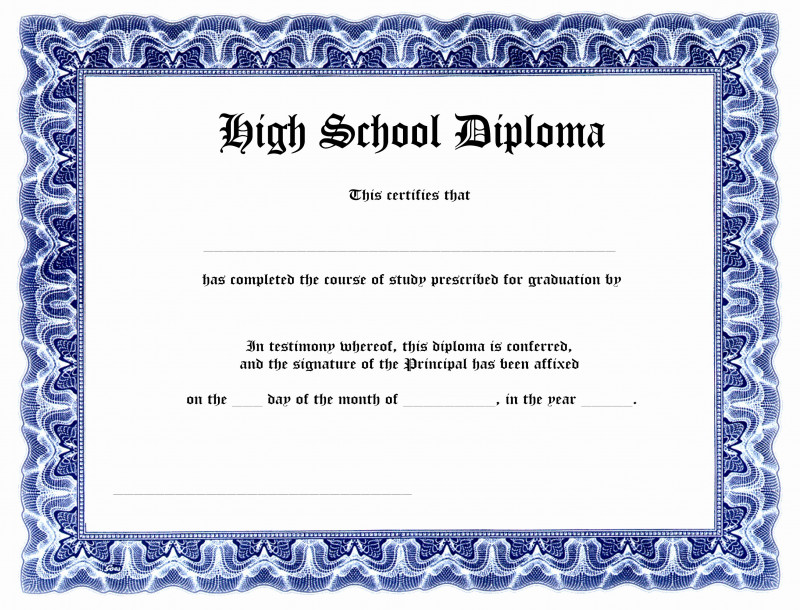 Ged Certificate Template Awesome Ged Certificate Template Download Awesome Ged Certificate Template