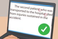 Generic Incident Report Template New 3 Ways to Make An Accident Report Wikihow