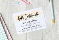 Gift Certificate Template Photoshop New Editable Certificate Template Free Download Copy Wonderful Blank