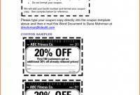 Gift Certificate Template Publisher Unique 7 Microsoft Word Coupon Template Survey Template Words