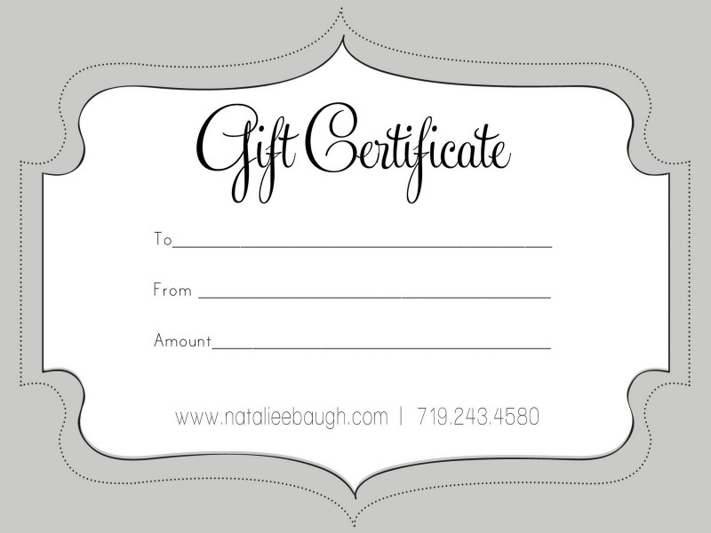 Golf Gift Certificate Template Unique Diy Gift Voucher Template Koman Mouldings Co