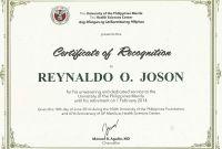 Gratitude Certificate Template New 15 Certificate Of Appreciation Sample Template sowtemplate