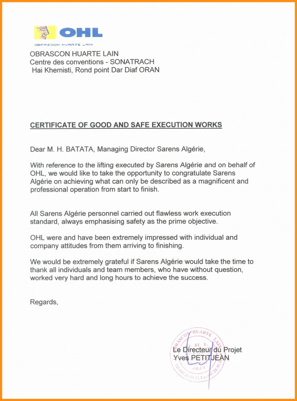Gratitude Certificate Template New Letter Of Appreciation To Employees Lovely Appreciation Certificate