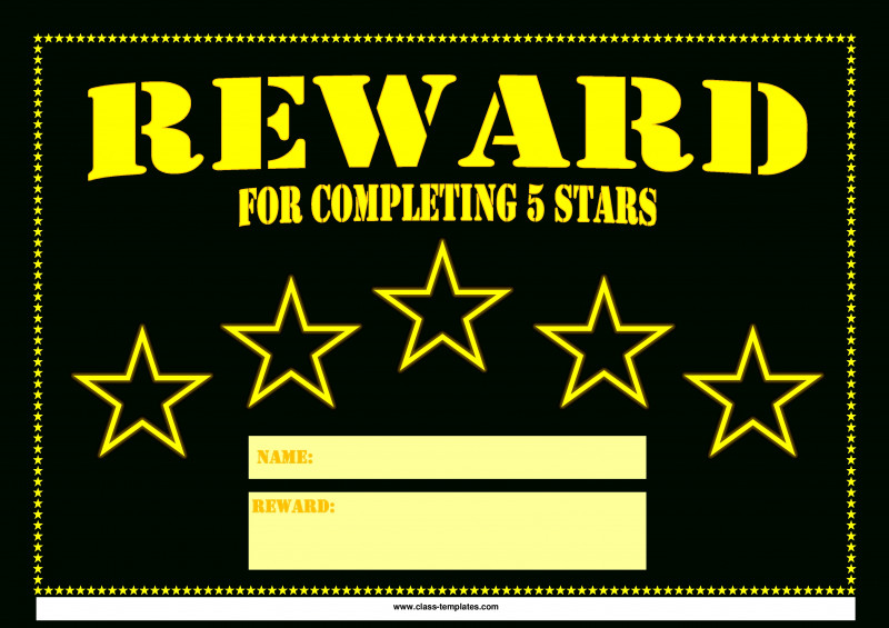 Gymnastics Certificate Template New Beaufiful Reward Certificate Templates Images Service Year Award