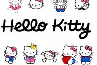 Hello Kitty Banner Template Awesome Cricut Hello Kitty Wiring Diagram Database