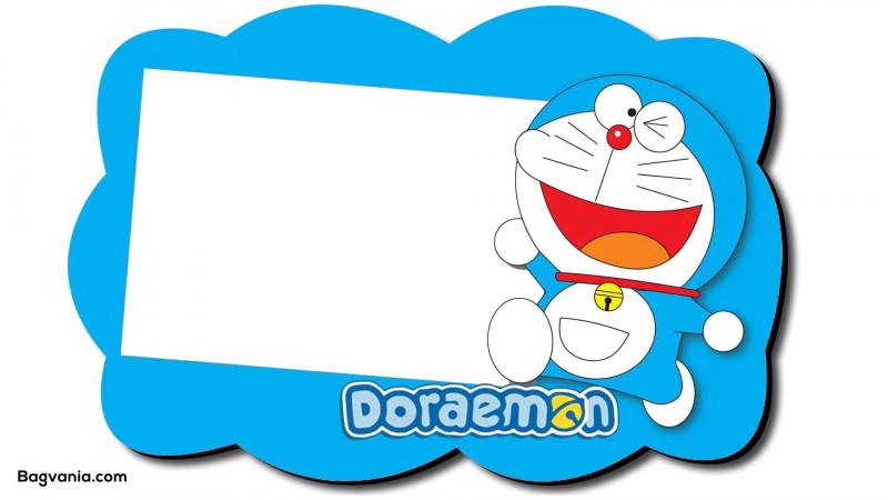 Hello Kitty Banner Template Awesome Free Printable Doraemon Birthday Invitations Bagvania Free