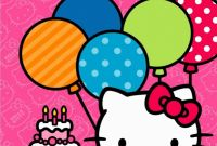 Hello Kitty Banner Template Awesome Hello Kitty Birthday Quotes 650863 Images Of Happy Birthday