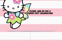 Hello Kitty Birthday Banner Template Free Unique Coloring Book Free Birthday Invitation Template Unicorn Hdhoto