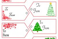 Homemade Christmas Gift Certificates Templates Awesome Christmas Present Template Printable Christmas Printables