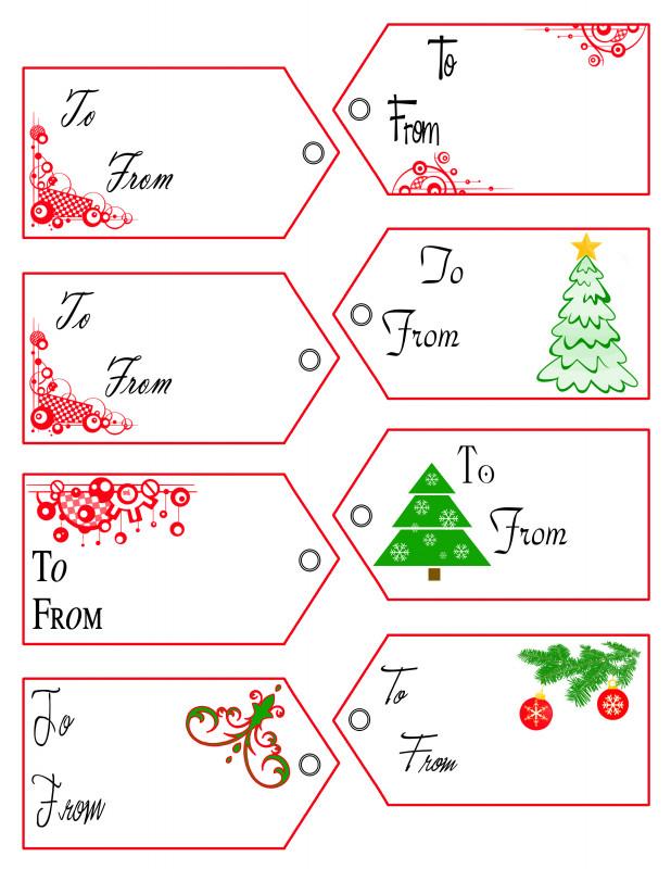 Homemade Christmas Gift Certificates Templates Awesome Christmas Present Template Printable Christmas Printables
