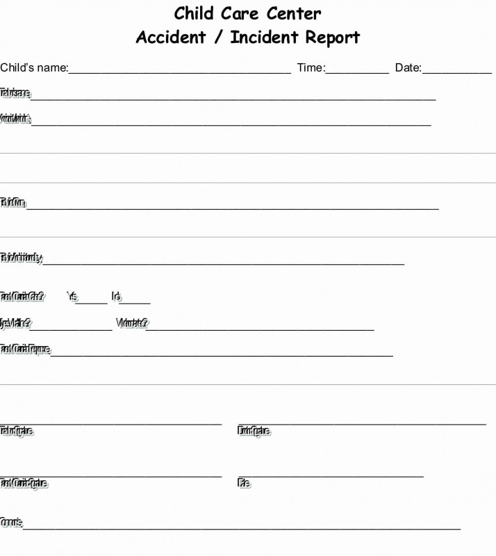Incident Report Form Template Qld Unique Injury Report Form Template Unique Best Best Incident Report Form