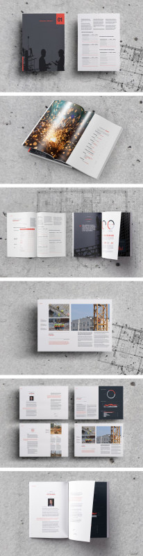 Ind Annual Report Template New Free Indesign Portfolio Templates A3 Architecture Download Brochure