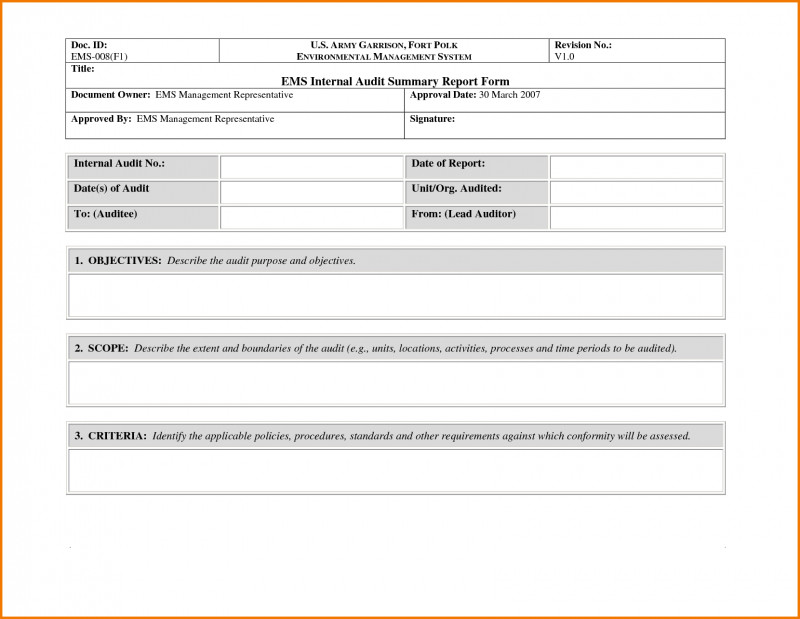 Information System Audit Report Template Awesome Travel And Expense Policy Sample Invoice Templates Stock Photos Hd