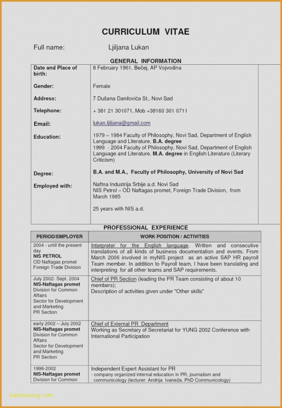 International Conference Certificate Templates New 9 Aufbau Cv English Lamar Fike