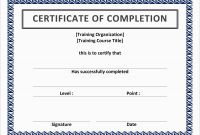 International Conference Certificate Templates Unique Luxury Training Certificate Template Free Best Of Template