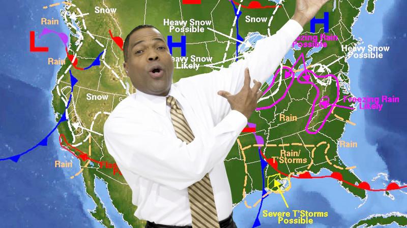Kids Weather Report Template New Meteorologist Weather Broadcaster Job Description