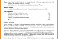 Lab Report Template Chemistry Awesome 10 Example Of Lab Report for Chemistry Resume Samples