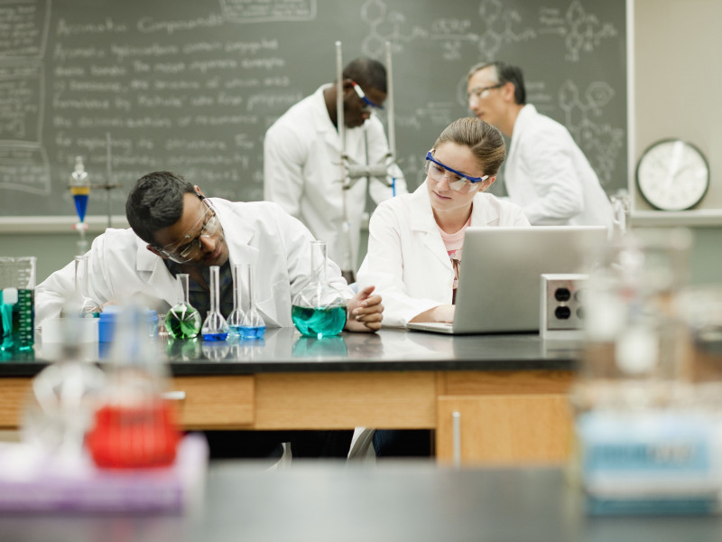 Lab Report Template Chemistry Awesome Biology Lab Safety Guidelines