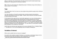 Lessons Learnt Report Template New Statistics Report 2 Part 2 Marked Mab141 Mathematics and
