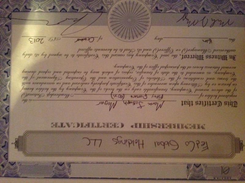 Llc Membership Certificate Template Awesome Llc Membership Certificate Template Ajan Ciceros Co