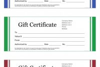Massage Gift Certificate Template Free Printable Awesome Disney Gift Certificate Template Koman Mouldings Co