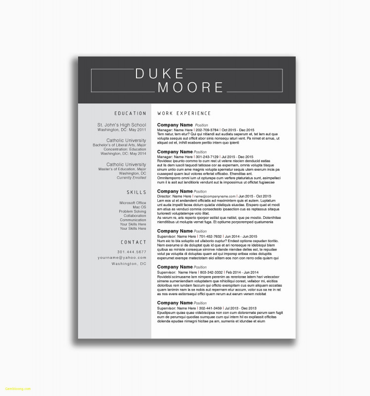 Math Certificate Template New Resume Templates for Students New Resume Sample Law Student New