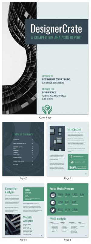 Mckinsey Consulting Report Template Unique 19 Consulting Report Templates That Every Consultant Needs Venngage