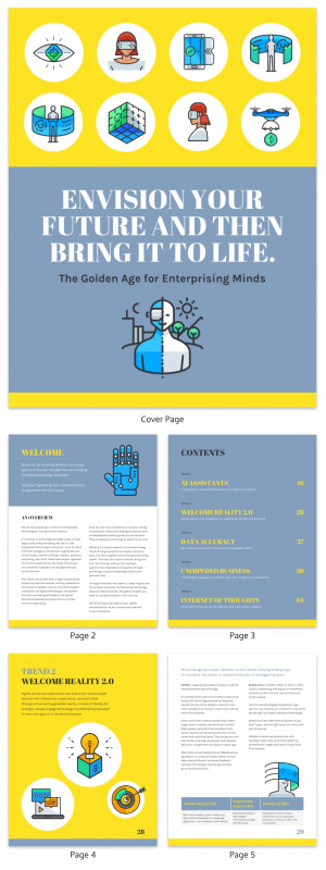 Mckinsey Consulting Report Template Unique 19 Consulting Report Templates That Every Consultant Needs Venngage