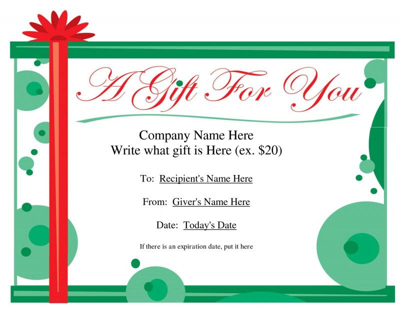 Merry Christmas Gift Certificate Templates New Christmas Certificate Border Saroz Rabionetassociats Com