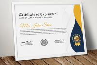 Microsoft Word Award Certificate Template New Certificate Template Word format Stationery Templates Creative