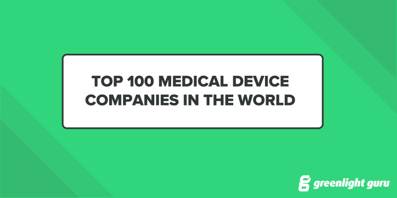 Monitoring Report Template Clinical Trials Awesome Medical Device Companies top 100 In 2018 Free Chart