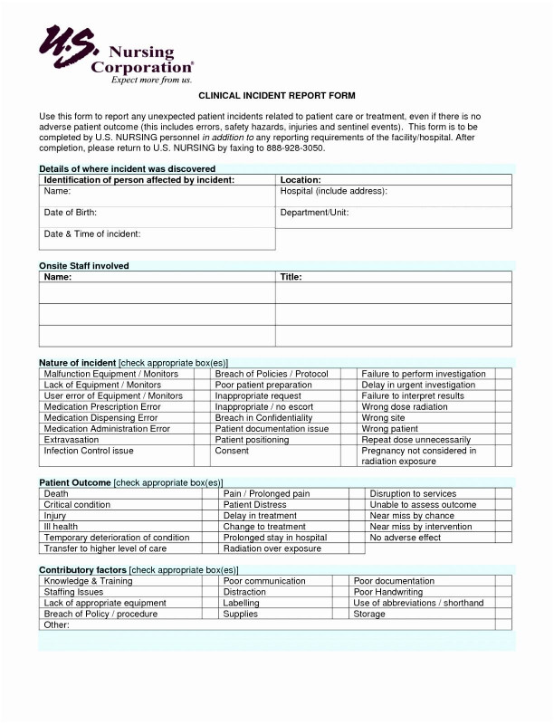 Near Miss Incident Report Template Professional 16 Spendenscheck Zum Ausdrucken Neurohost