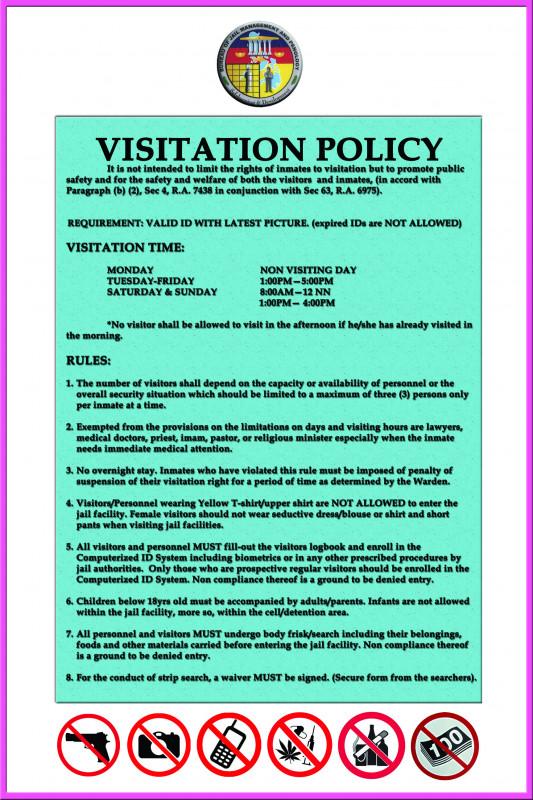 Non Conformance Report Form Template Professional Bjmp Official Website