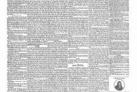 Novelty Birth Certificate Template Awesome northern Star 1837 1852 23rd August 1851 Edition 1 Of 2 Page 2