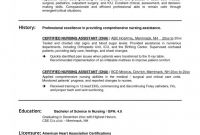 Nursing assistant Report Sheet Templates Unique Fresh Sample Resume for Nursing assistant Narko24 Com