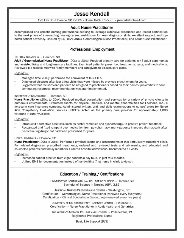 Nursing Shift Report Template New 12 Experienced Rn Resume Samples Resume Database Template