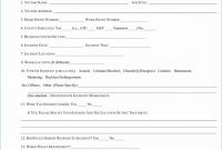 Office Incident Report Template Unique Workplace Incident Report Template Nsw Sample Pdf Injury form