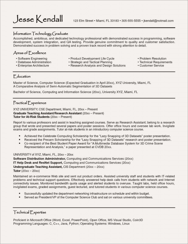 Operative Report Template Professional Sample Resume For Diploma In Information Technology Valid Resume