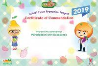 Participation Certificate Templates Free Download New Eatsmartschool Hk E Certificates