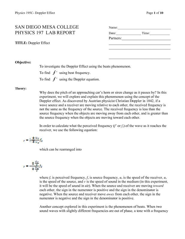 Physics Lab Report Template Unique Someone Write My Lab Report College Essay Helper