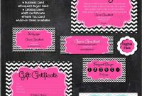 Pink Gift Certificate Template New Mary Kay Gift Certificates Lovely Fillable Gift Certificate Template