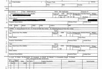 Police Report Template Pdf Professional Incident Reporting Example and Blank Template and 37 Incident Report