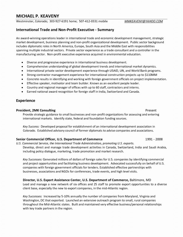 Professional Certificate Templates For Word Unique Marketing Resume Template Examples American Resume Sample New