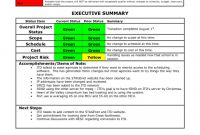 Project Weekly Status Report Template Ppt Unique Business Progress Report Template Sazak Mouldings Co