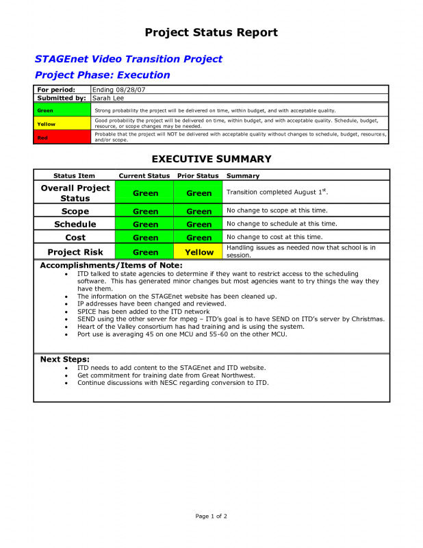 Project Weekly Status Report Template Ppt Unique Business Progress Report Template Sazak Mouldings Co