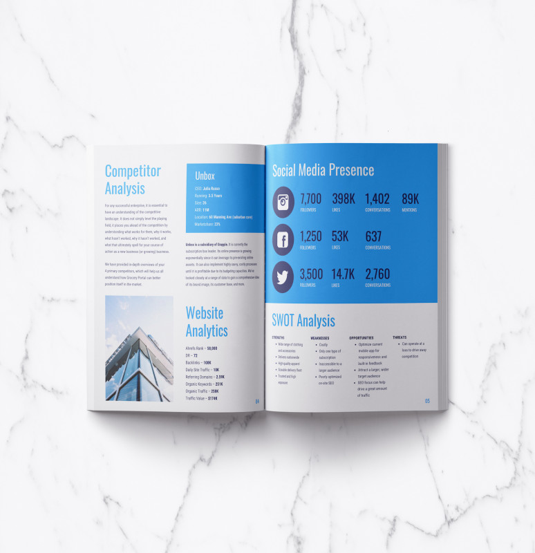 Quarterly Status Report Template Unique 19 Consulting Report Templates That Every Consultant Needs Venngage